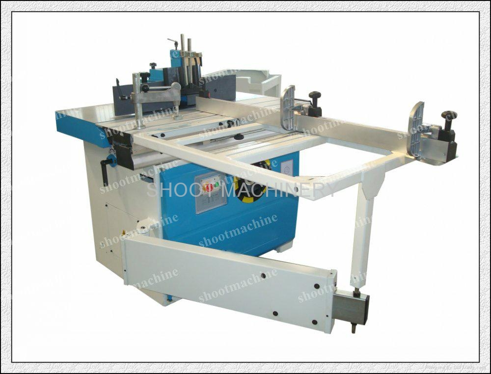 Woodworking Milling Machine with Sliding table, SH5112AS - SHOOT (China Manufacturer ...
