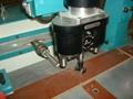 Automatic Gate Lock Slotter Machine with single head, SH220  3