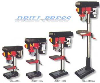 Drill Press,ZQJ4113,ZQJ4113A,ZQJ4116Q,ZQJ4116QA 2