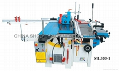 Combine Woodworking Machine, ML353-1