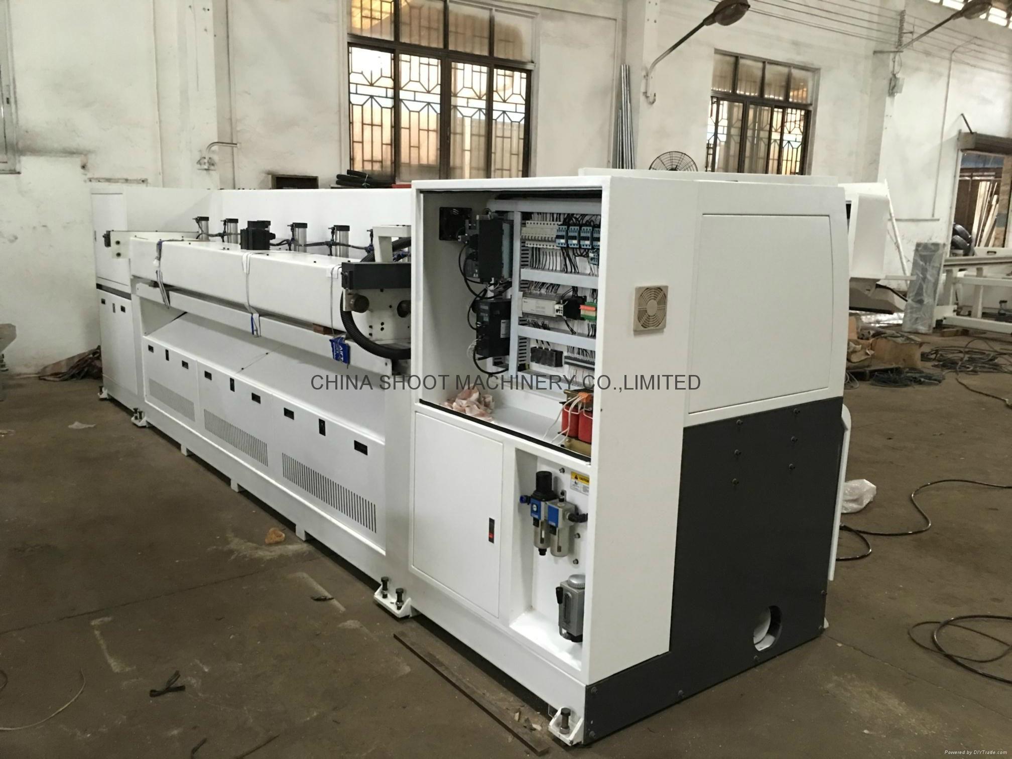 Full Automatic Computer Panel Saw Machine, SH330B 11
