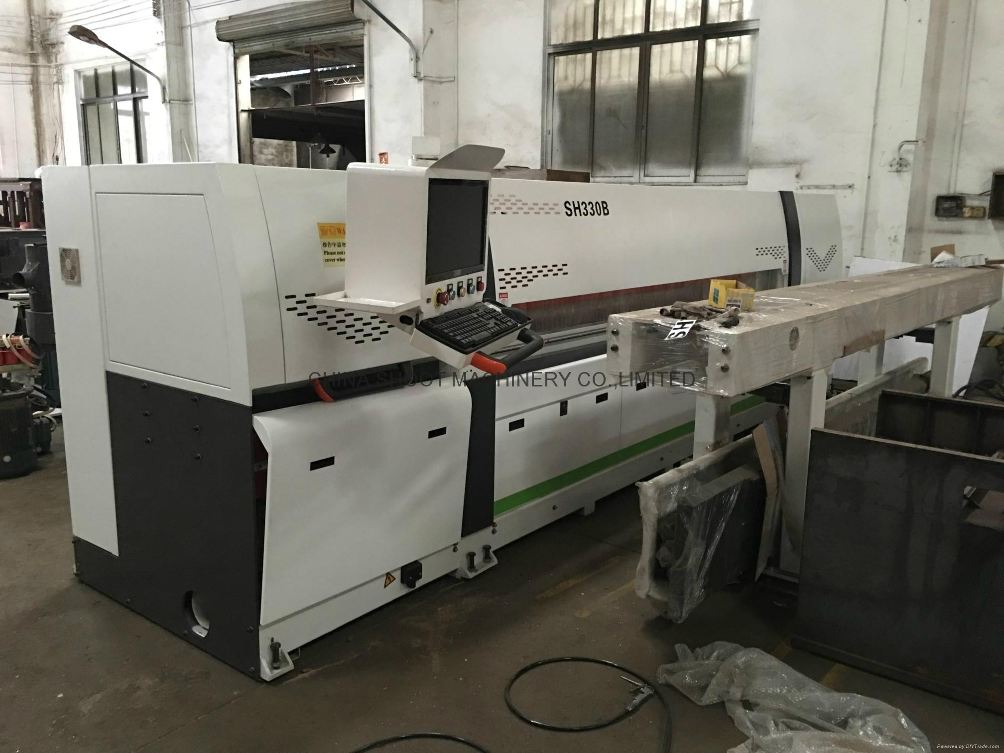 Full Automatic Computer Panel Saw Machine, SH330B 2