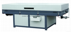 Vacuum Laminating Machine with curve and straight function,SH2300B-2