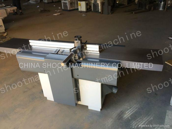 Woodworking planer machine with 400mm width and 1800mm for Table width not working