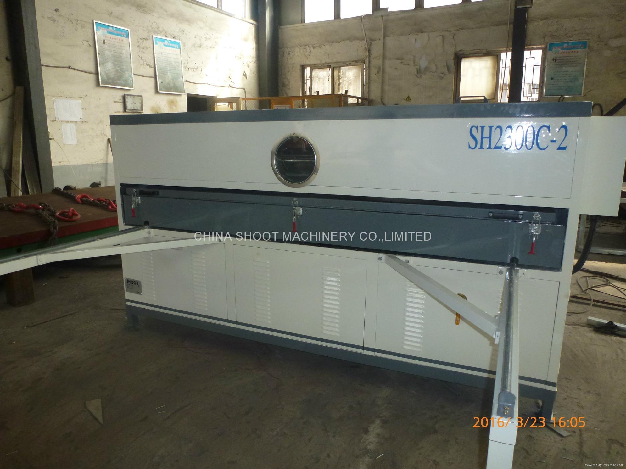 Vacuum Laminating Machine with semi-automatic,SH2300C-2 2