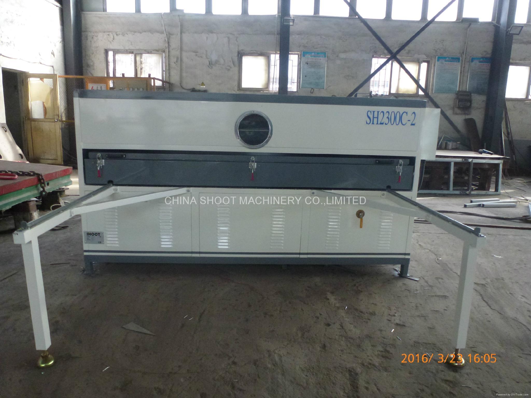 Vacuum Laminating Machine with semi-automatic,SH2300C-2 3