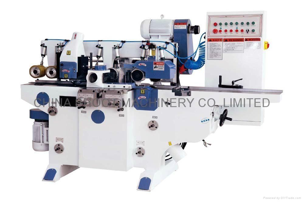 Four Sides Woodworking Moulder Machine, MB-4012F,MB-4016F
