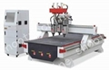 CNC Router Machine with 3 spindle,SH-H3