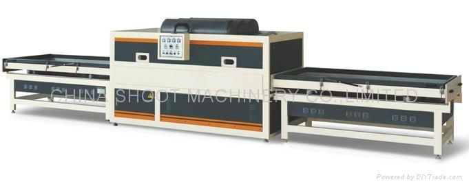 Automatic Vacuum Laminating Machine,SH2300A-2Z