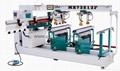 Three Lines Multi-Boring Machine, BJK65