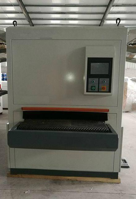 Vertical and Horizontal Combination of Profiled Sanding Machine with 1100mm  1
