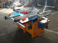 7 Works Combine Woodworking Machine,SHC-400 (Hot Product - 1*)