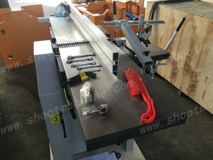3 Works Combine Woodworking Machine,SH400-C 3