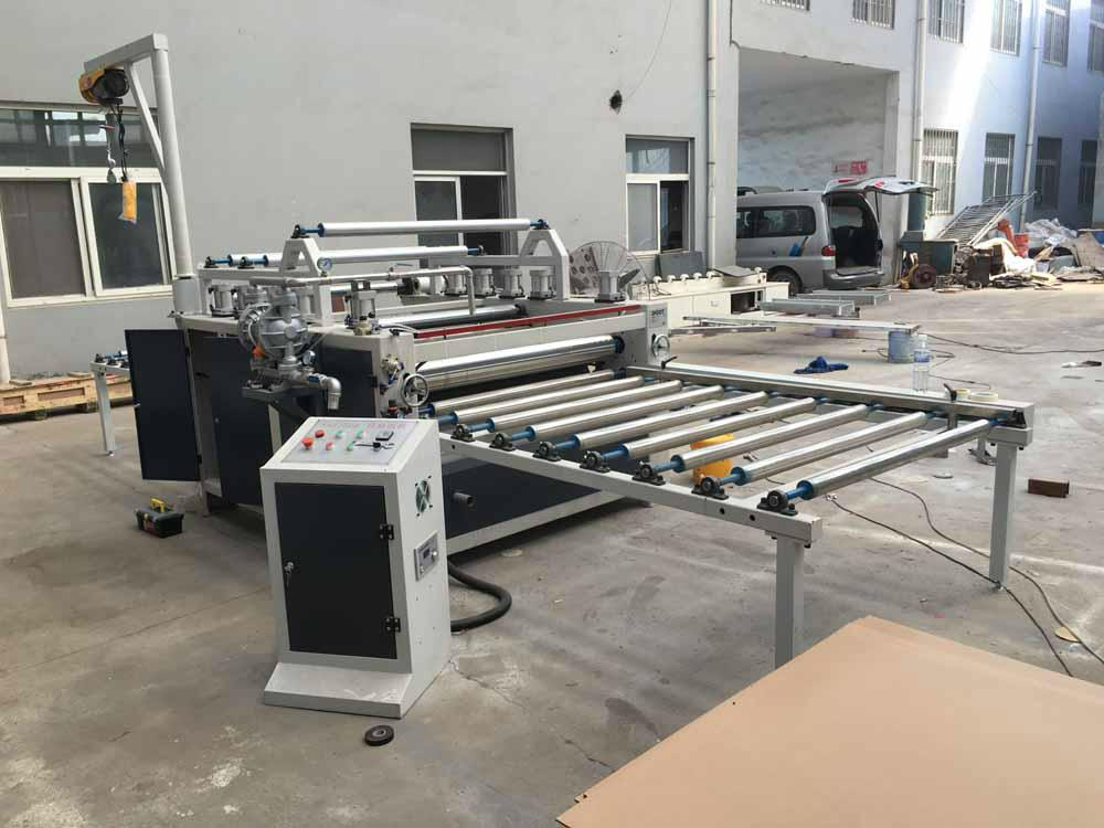 Paper (PVC) Sticking Machine (High Matching Type),SH1350B-II 2