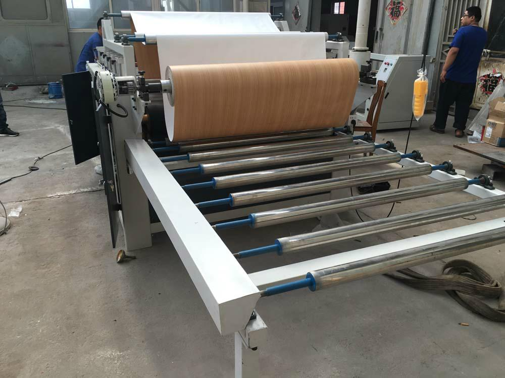 Paper (PVC) Sticking Machine (High Matching Type),SH1350B-II 4