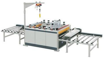 Paper (PVC) Sticking Machine (High Matching Type),SH1350B-II 1