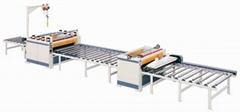 11m Paper (PVC) Sticking Production Line, SH1350C