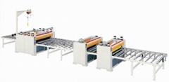 11m Paper (PVC) Production Line, SH1350C-II
