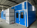 Dust-free Furniture Spray-baking Booth with Full Pressure,SHY60