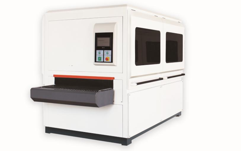 Vertical and Horizontal Combination of Profiled Sanding Machine with 1100mm  2