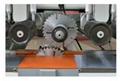 Up-Down Multiple Blade Rip Saw Machine with   Working Width 250mm, SHMJ225SXJ