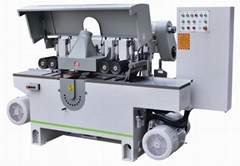 Up-Down Multiple Blade Rip Saw Machine with   Working Width 250mm, SHMJ225SXJ