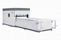 Membrane Press Machine with negotive and positive pressure,SHZFY2500HX2