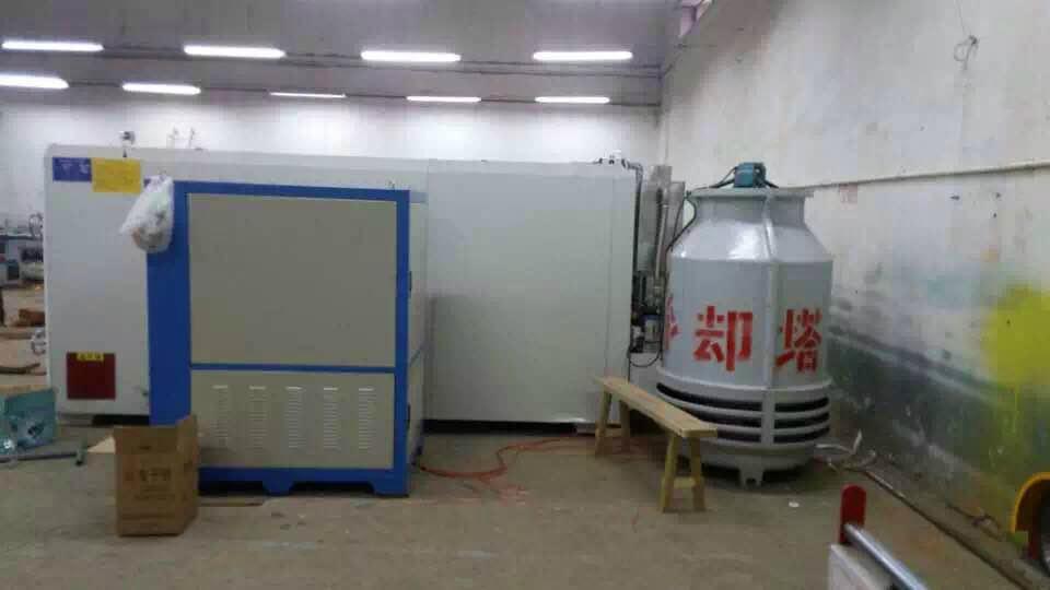 High frequency vacuum wood dryer machine shgpzg shoot