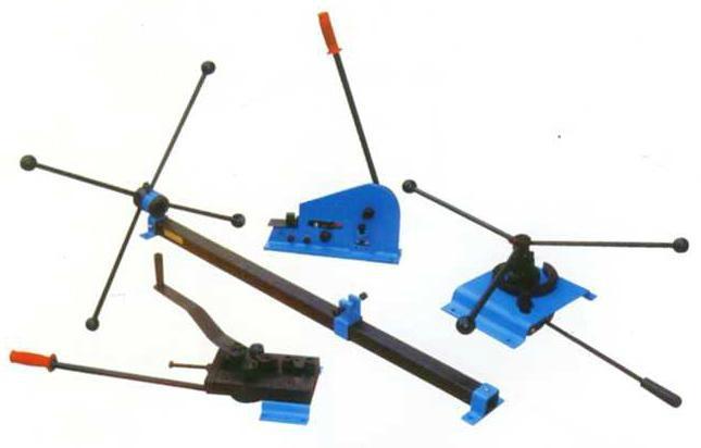 Multi-purpose Metal Craft Tool Set, W-1, W-2 1