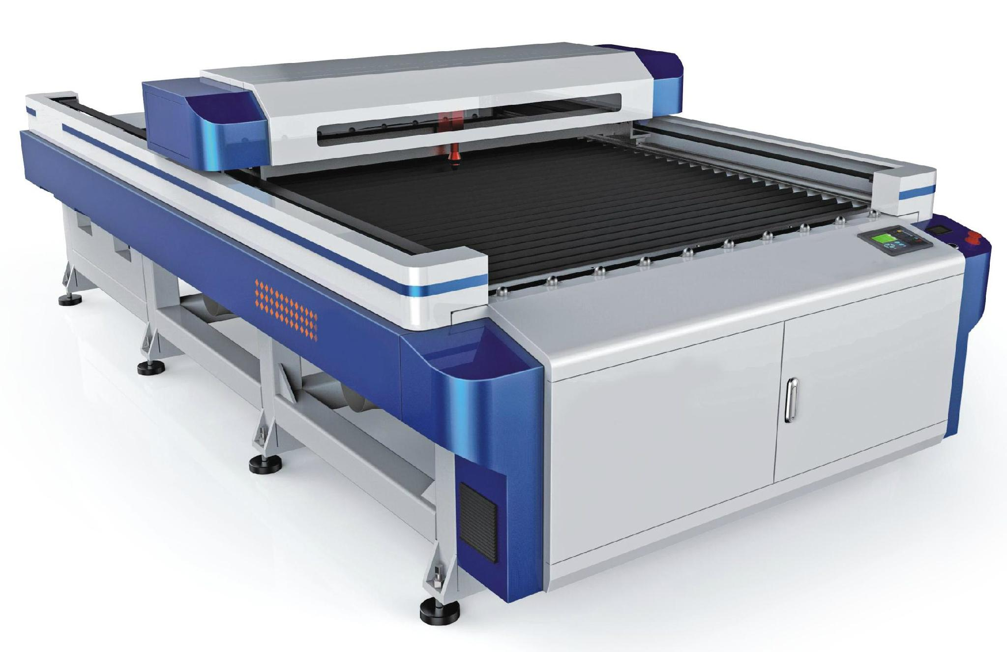 Laser Cutting Machine with 1300x2500mm work, SHLCM1325