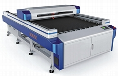 Laser Cutting Machine with 1300x2500mm work, SHLCM1325