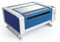 Laser Cutting Machine with 1300x900mm work, SHLCMSTO-1390