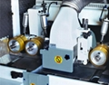 Four-side Moulder Machine with 230mm Width and 4pcs Spindle,SHXM423