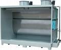 Water Curtain Spray Booth, SH-9240 1