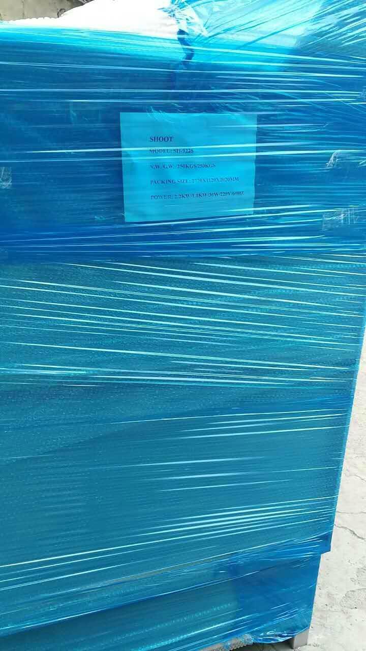 Water Curtain Spray Booth, SH-9240 6