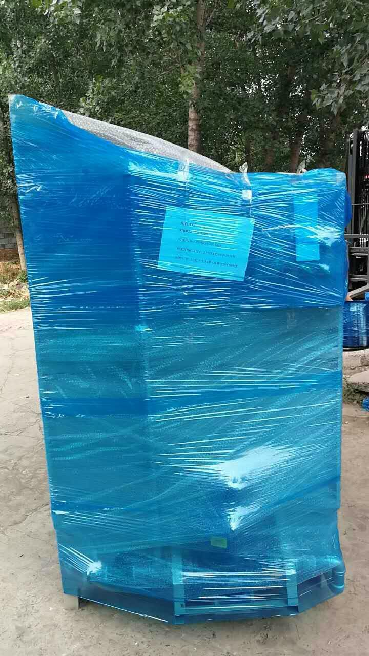 Water Curtain Spray Booth, SH-9240 7
