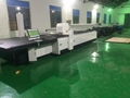 Fully Automatic Multi Layers Fabric Knife Cutting Machine	, SH1725CNC
