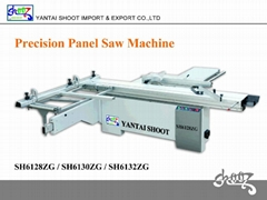 Panel Saw Machine with S