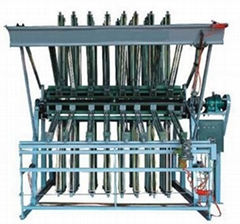 Pneumatic Clamp Carrier Machine