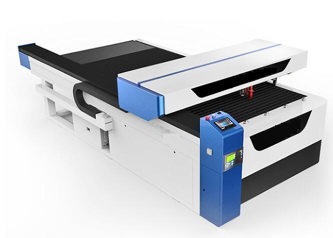 Laser Cutting Machine for Metal & Nonmetal with 1300x2500mm,SHLC-1325M