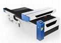 Laser Cutting Machine for Metal &