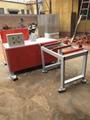 Round Log Cutting Machine With 1200mm Length Feeder Work Table,SHRLC-400