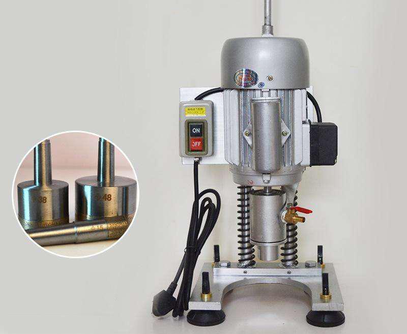 Protable Glass Drill Machine,P293 1