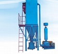 Center Dust Collector System, SHCDCS-15