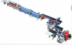 Automatic Infinite Lengthening Comb Joint Machine, SHZ1525FJL