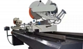 Aluminum Plastic Profile Double Angle Cutting Saw With 45 Degree,SHJQJ-4000