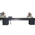 Aluminum Plastic Profile Double Angle Cutting Saw With 45 Degree,SHJQJ-4000