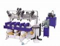 woodworking V cut machine (for sound