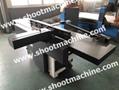 Heavy duty woodworking planer machine, table 2750mm, SHSP51