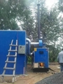Burns Wood Waste Machine For Drying Wood, SHDR5700
